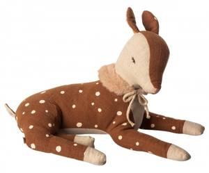 Bilde av Maileg Cozy Bambi - liten jente