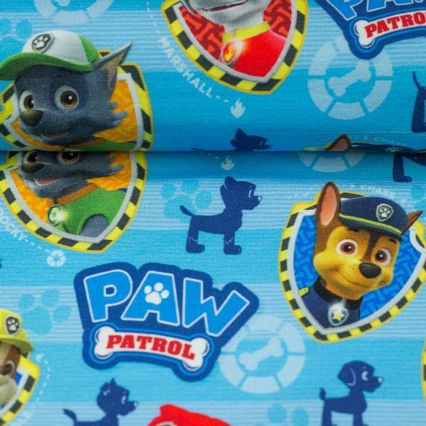 Jersey Paw Patrol - Chase, Marshall, Rocky og Rubble
