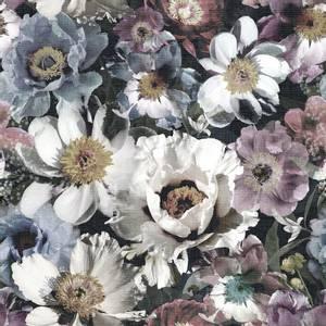 Bilde av Lin sort med blomster