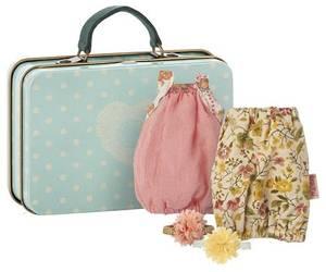 Bilde av Maileg - Koffert med 2 kjoler