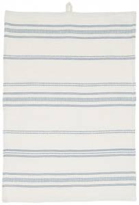 Bilde av Koppehåndkle vevd blått mønster