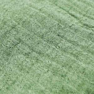 Bilde av Chambray double gauze - grønn
