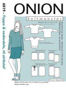 Bilde av Onion 6019 sett med genser og skjørt