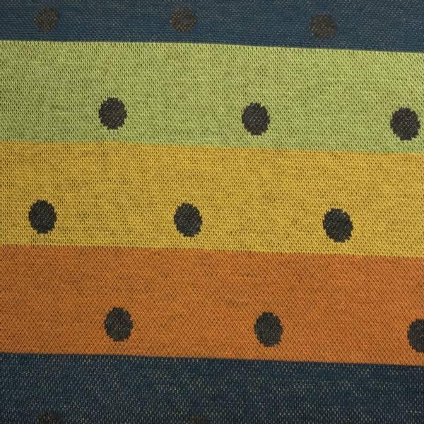 Jacquard - prikker multifarget