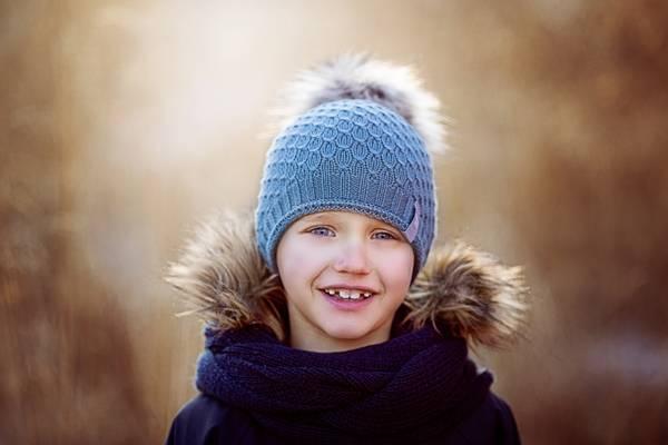 Bilde av Lue Cormo, gråblå, kun i 2-5 år