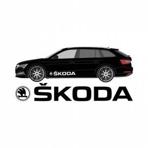 Bilde av Skoda klistremerke