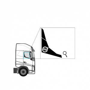 Bilde av Volvo Vindusdekor 1