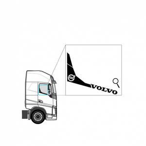 Bilde av Volvo Vindusdekor 2