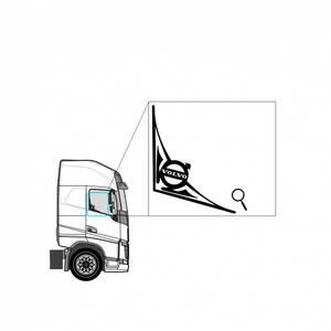 Bilde av Volvo vindusdekor 3
