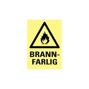 Bilde av Brannfarlig