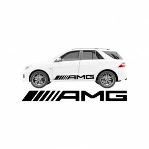 Bilde av Mercedes AMG klistremerke