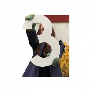 Bilde av Husnummer skilt med 2 siffer.