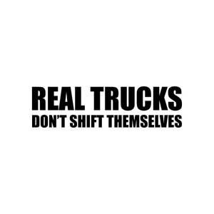 Bilde av Real trucks don't shift