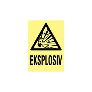 Bilde av Eksplosiv