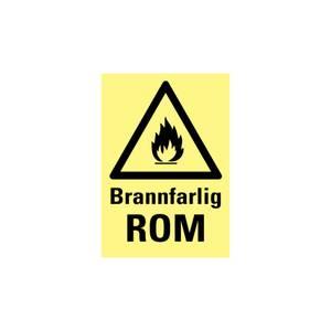 Bilde av Brannfarlig rom