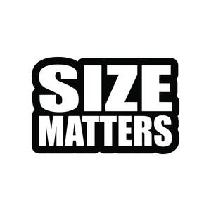 Bilde av Size Matters