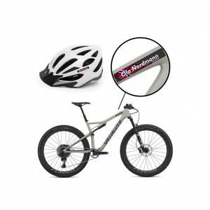 Bilde av Navnemerke til sykkel (Version 1)