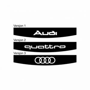 Bilde av Audi toppstriper