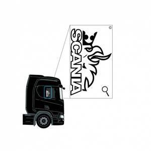 Bilde av Scania vindusdekor 2