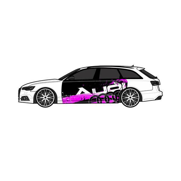 Audi Dekalsett