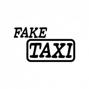 Bilde av Fake Taxi Klistremerke