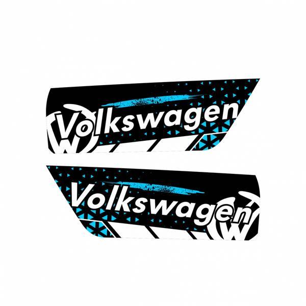 Volkswagen Dekalsett