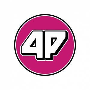 Bilde av 4P logoklistremerke