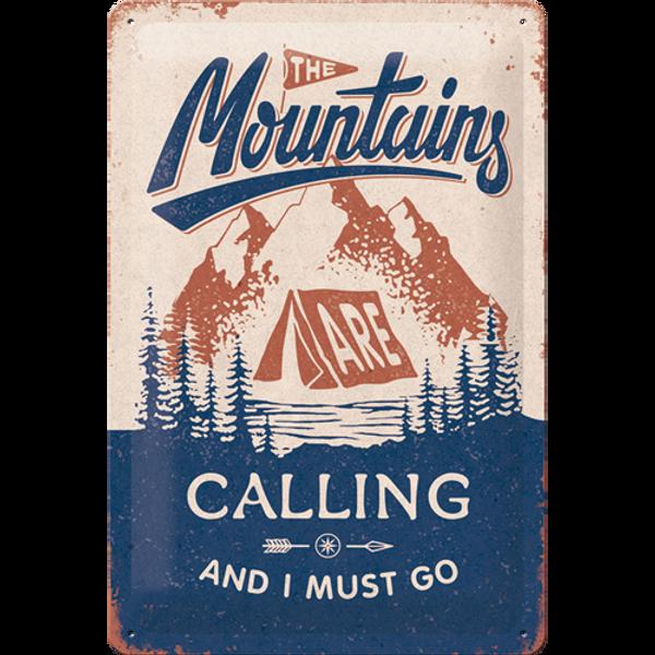 Bilde av The Mountains Are Calling