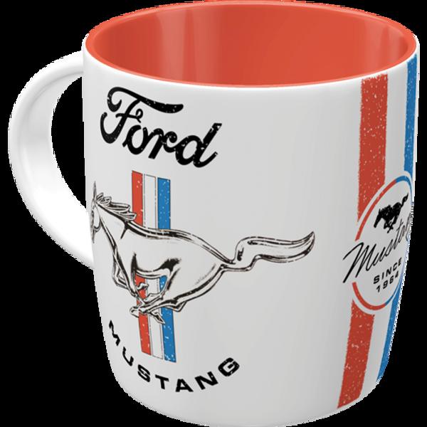 Bilde av Ford Mustang Horse & Stripes