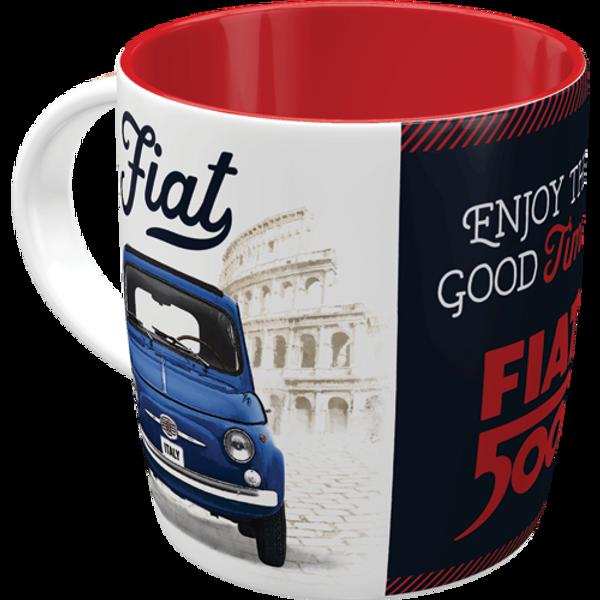 Bilde av Fiat 500 Enjoy The Good Times