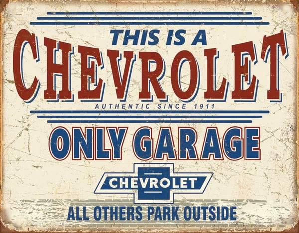 Bilde av Chevy Only Garage