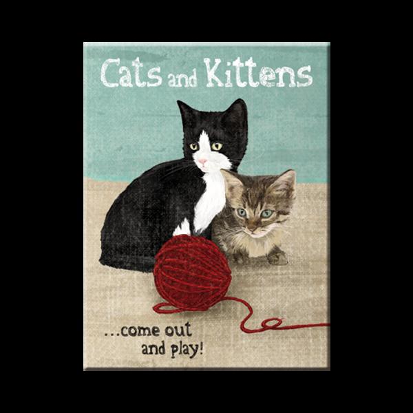 Bilde av Cats and Kittens
