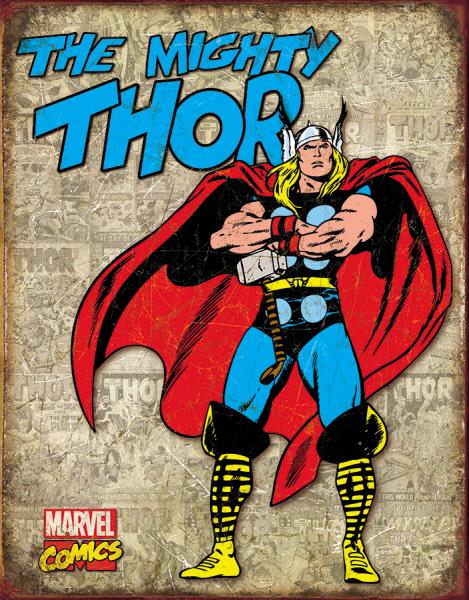 Bilde av Thor Retro Panel