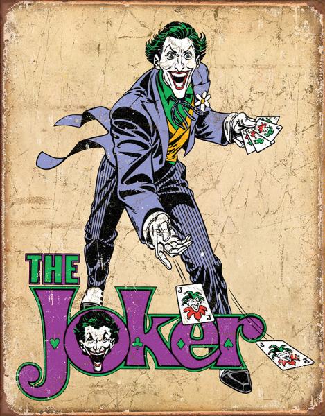 Bilde av Joker Retro Panel