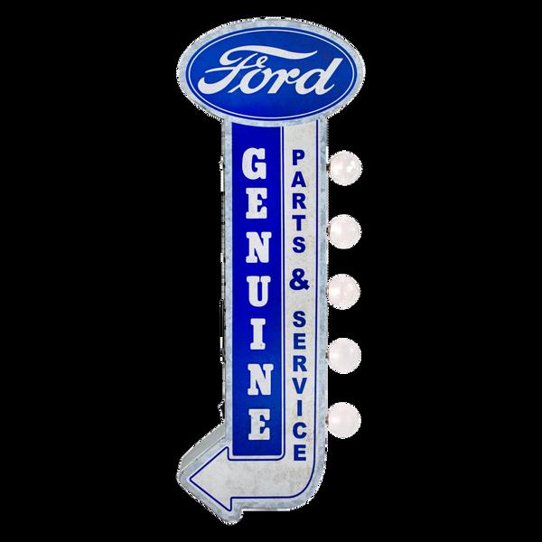 Bilde av Ford Genuine LED OTW Skilt
