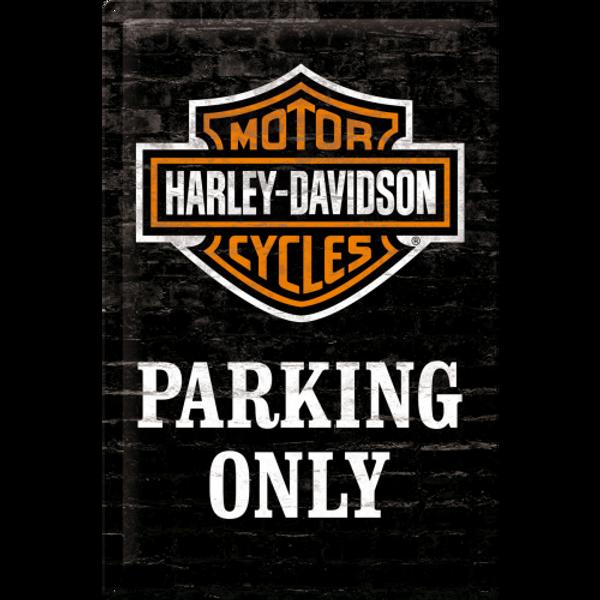 Bilde av Harley-Davidson Parking
