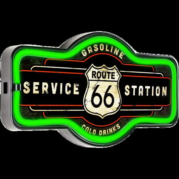 Bilde av Route 66 Service Station LED Tube
