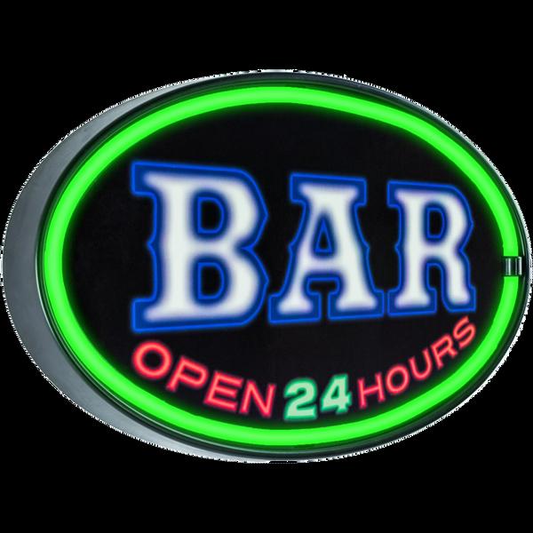 Bilde av Bar Open 24h LED Tube