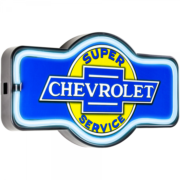 Bilde av Super Chevrolet Service LED Tube