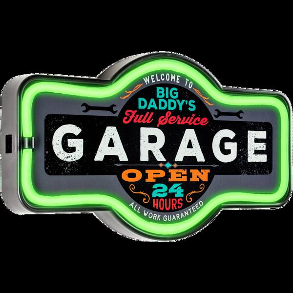 Bilde av Big Daddys Garage LED Tube