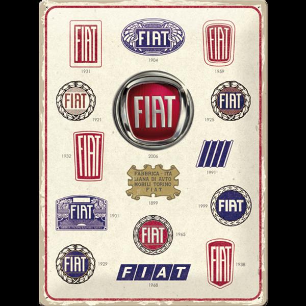 Bilde av Fiat Logo Evolution
