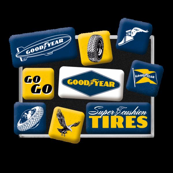 Bilde av Goodyear Logos