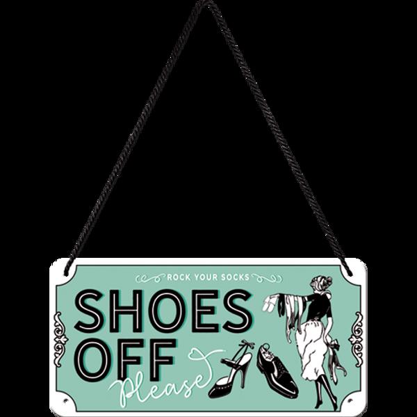 Bilde av Shoes Off