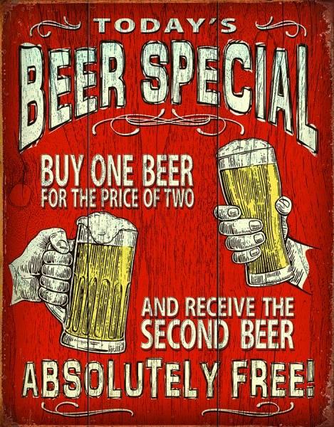 Bilde av Today's Beer Special
