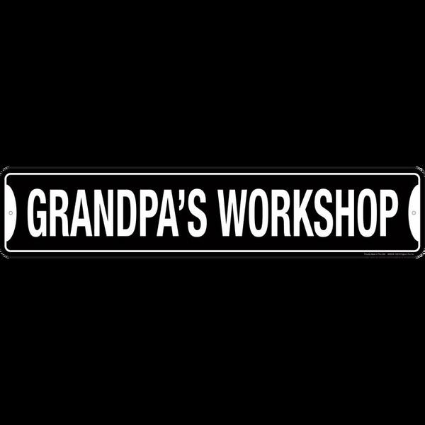 Bilde av Grandpa's Workshop