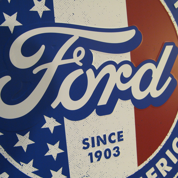 Ford Born In Detroit