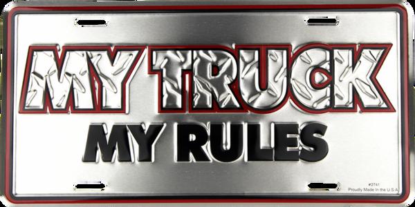 Bilde av My Truck My Rules