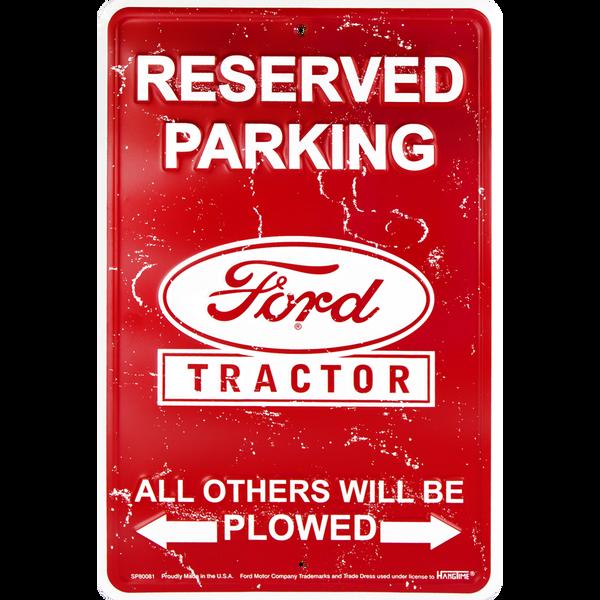 Bilde av Ford Tractor Reserved Parking