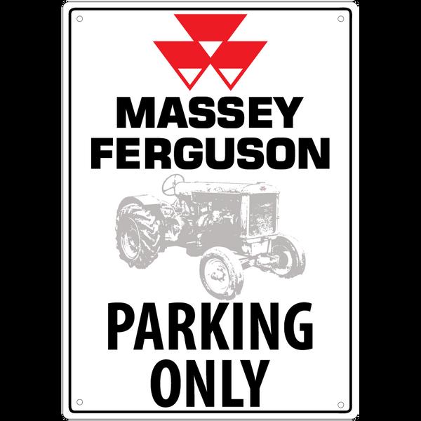 Bilde av Massey Ferguson Parking Only A4