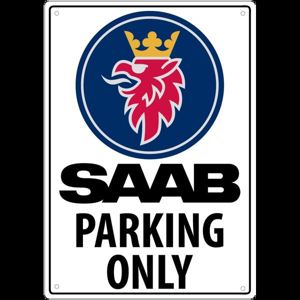 Bilde av Saab Parking Only